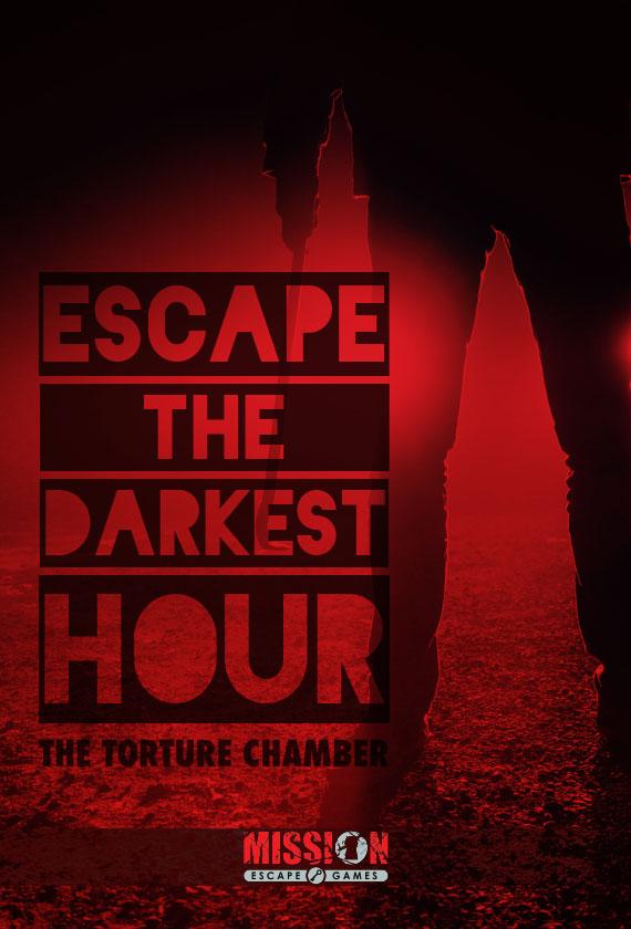Escape The Darkest Hour Torture Chamber Game Anaheim Ca