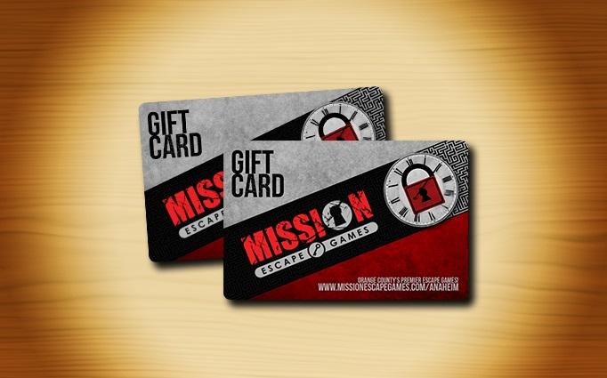 MEG Anaheim - Gift Card