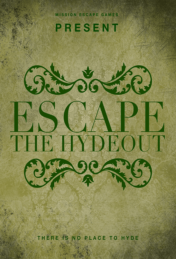 Escape The Hydeout - Escape The Room Game NYC